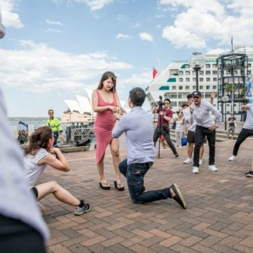 flash mob events sydney wedding and corporate entertainment