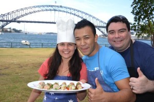 Master Chef Team Building Cooking for Charities