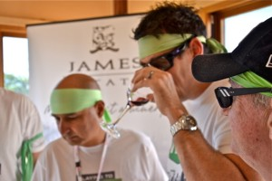 Thrill experiences Wine Tasting at James Estate Hunter Valley Winery Activity