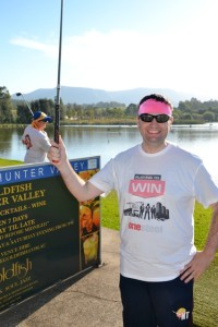 One Steel amazing race Win free team building offers in the Hunter Valley