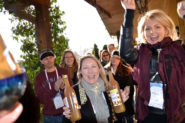 Wine Tasting Team Building Activities at Wineries for fun corporate events