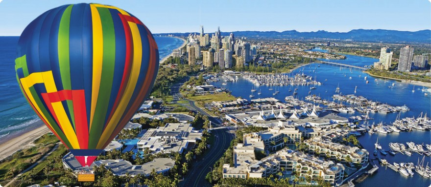 Thrilling Experiences for Gold Coast activities with exciting fun team building and events