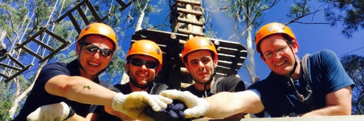 team-building-high-ropes-course-1