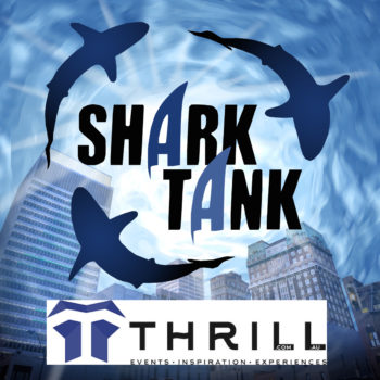 Tjrilling Shark Tank Team Building exercise for communication and presentation