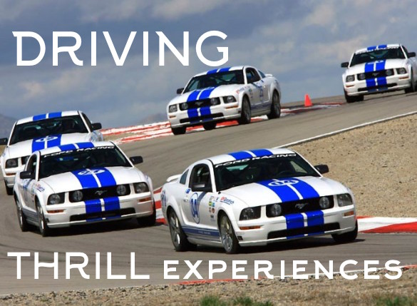 Thrill Driving Experiences for Corporate Events - THRILL ...