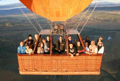 Hot Air Ballooning Thrill Experiences over Cairns and Sydney