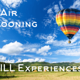 Hot Air Ballooning by THRILL experiences Sydney, Hunter Valley, Queensland