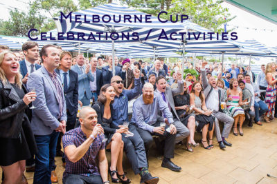 Melbourne Cup celebration events by Thrill experiences