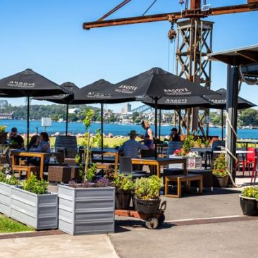 Sydney Harbour Trust Venues for events and Conferences to celebrate corporate teams