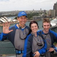 Thrill team Bridge Climb make Sydney activities exciting