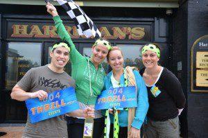 Hunter Valley Team Building Activities Amazing Race at Harrigans