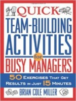 team building exercises that work for employees