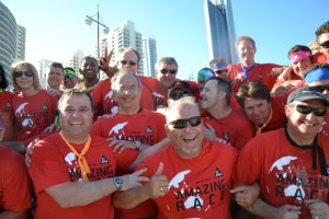 SIKA Surfers Paradise Amazing Race Thrill Team Building Event Reward