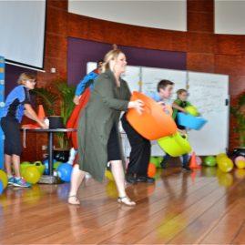 fun team building activities and team games indoor Sydney offices