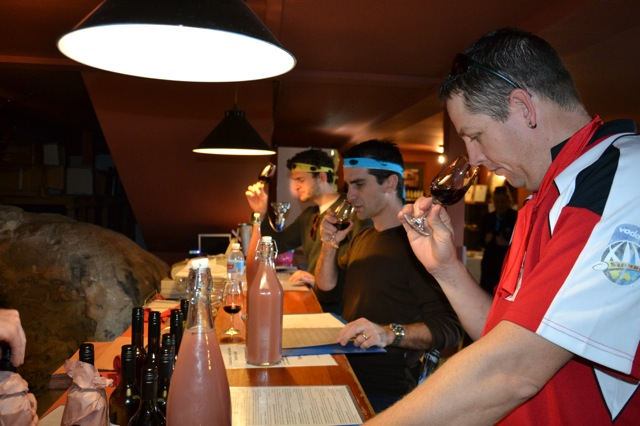 southern highlands wine tasting and wine blending activities