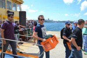 disembark-sydney-ferry