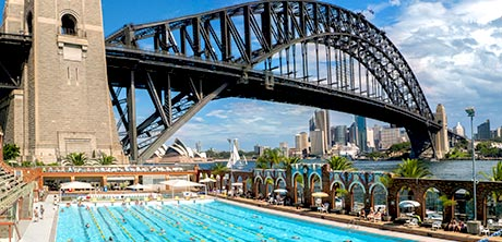 The Best Sydney Team Building Activities within View of Sydney Harbour Bridge