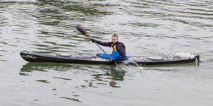Kayaking Parramatta River