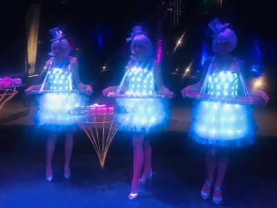 Performers for events in Sydney and on The Gold Coast
