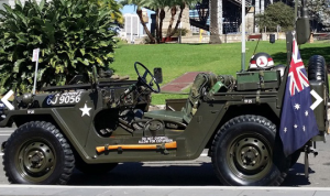 army jeep event transfers in sydney