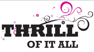 Thrill of it all corporate event evening entertainment logo