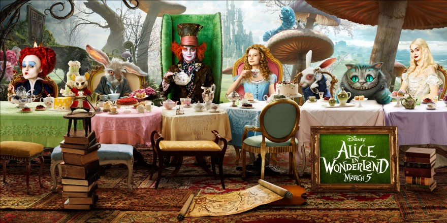 alice in wonderland new team building activities and ideas to think differently