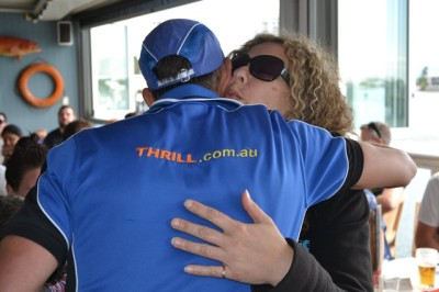 Thrill team building activities in surfers paradise on the Gold Coast winners
