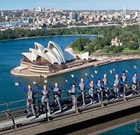 Team Building Climb Sydney Harbour Bridge