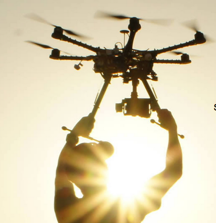 Tips for Drone Hire or Thrill and Up-Skill Training Corporate Team Events captured from all Perspectives