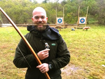 medieval archery games robin hood shapr shooter team building winner