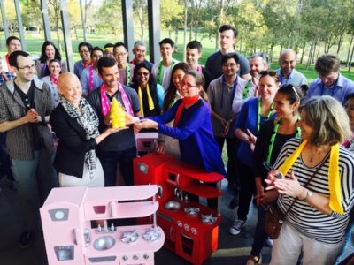 Charity Team Building Activities gift Barnardos Kids Master Chef Kitchens