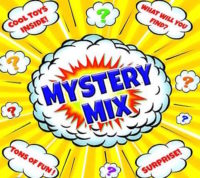 Mystery Mix Thrill activities