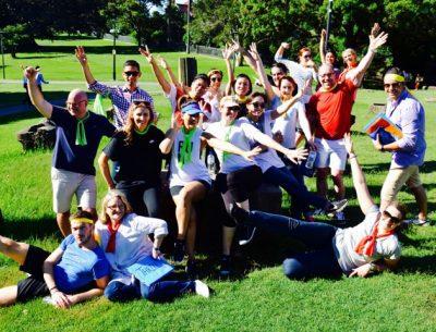 Tiffany Team Values celebration in Sydney