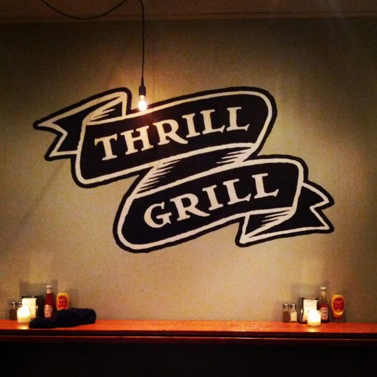 Thrill grill cooking events for corporate groups to cook meat on BBQs and grills