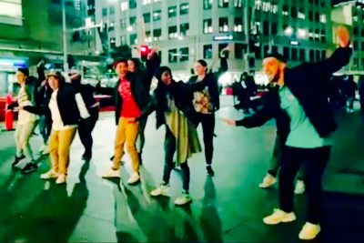 sydney-flashmob-night-thrill