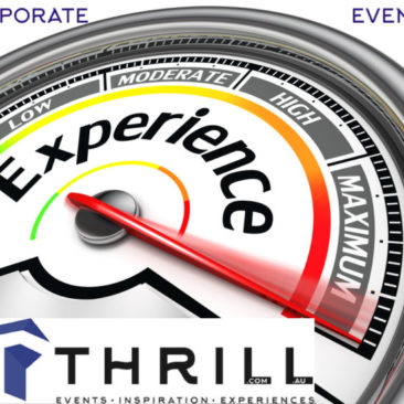 Corporate Thrill Experiences to excite groups