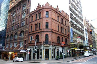 Forbes Hotel Sydney development proposal