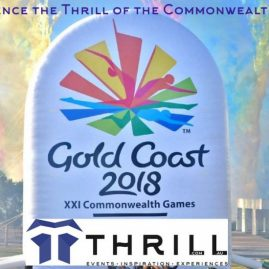 Experience the Thrill of the Commonwealth Games Gold Coast Team events