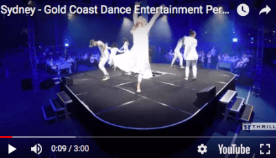 Thrilling dance performamces in Sydney to Gold Coast for events and corporate entertainment theming