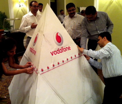 pyramid-team-building-branding-exercise