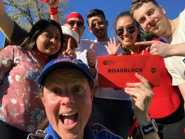 Amazing Race Sydney Christmas Team Activities Free Offer Champions Trophy