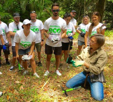 Thrill-Bush-Regeneration-Eco-Friendly Team Building