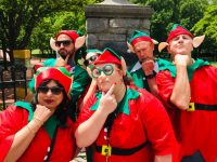 elf christmas team building ideas to think about for xmas party fun