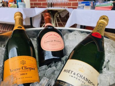 Fun bubbles of Sparkling wines tasting by Thrill events