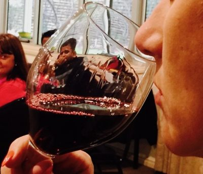 Wine tatsing events hosted networking parties