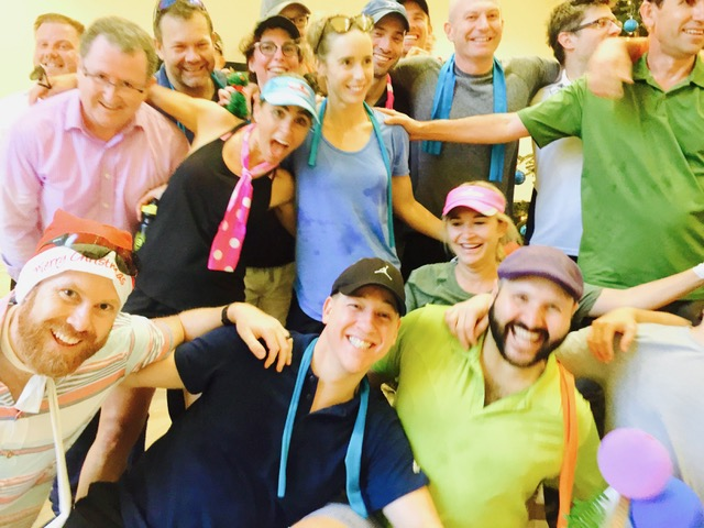 Amazing group events by Thrill staff team building and team bonding for incentive events in Brisbane to Gold Coast