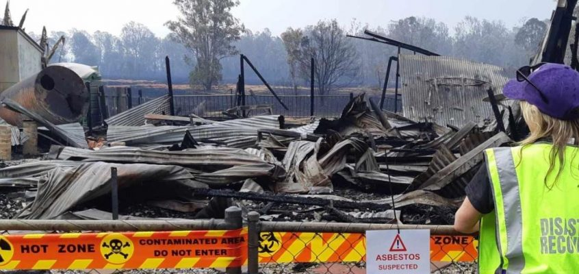 Bushfire Relief Team Building Projects That Your Business Staff Can Get Involved and Help With