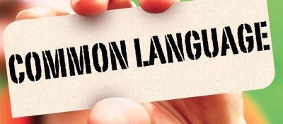 common-language