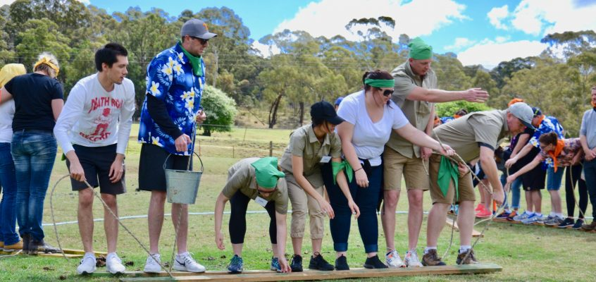 Encourage and Motivate your team during Covid19 with Thrill Activities that Develop Colleagues Collaboration and Support Skills